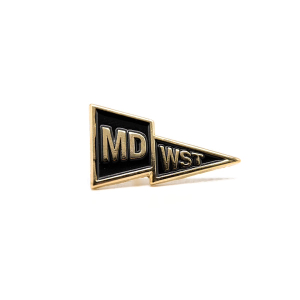 MD-WST BLCK Pin