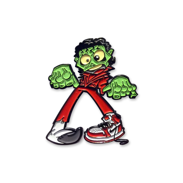 Thriller Pin