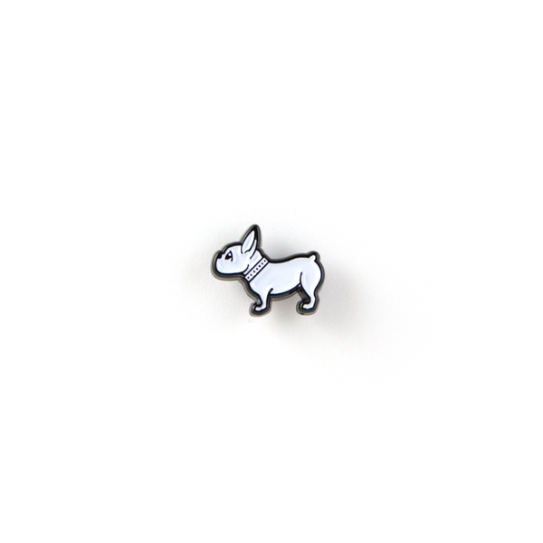"French Bulldog ""Belle"" Pin"