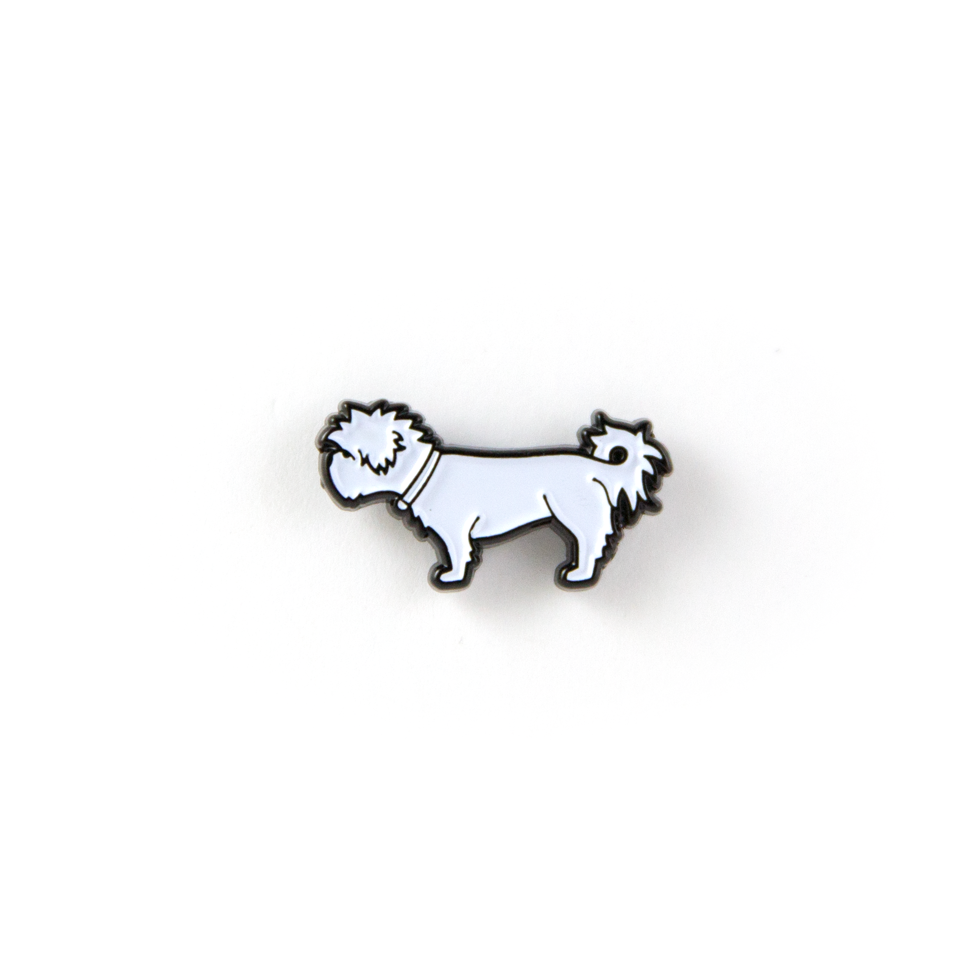 "Lhasa Apso ""Chewy"" Pin"