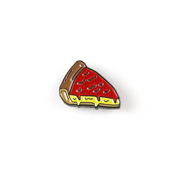 Deep Dish Pizza Pin