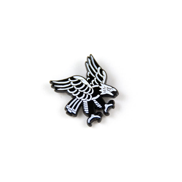Eagle Tattoo Pin