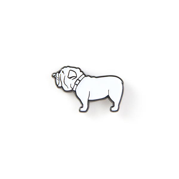 "English Bulldog ""Leland"" Pin"