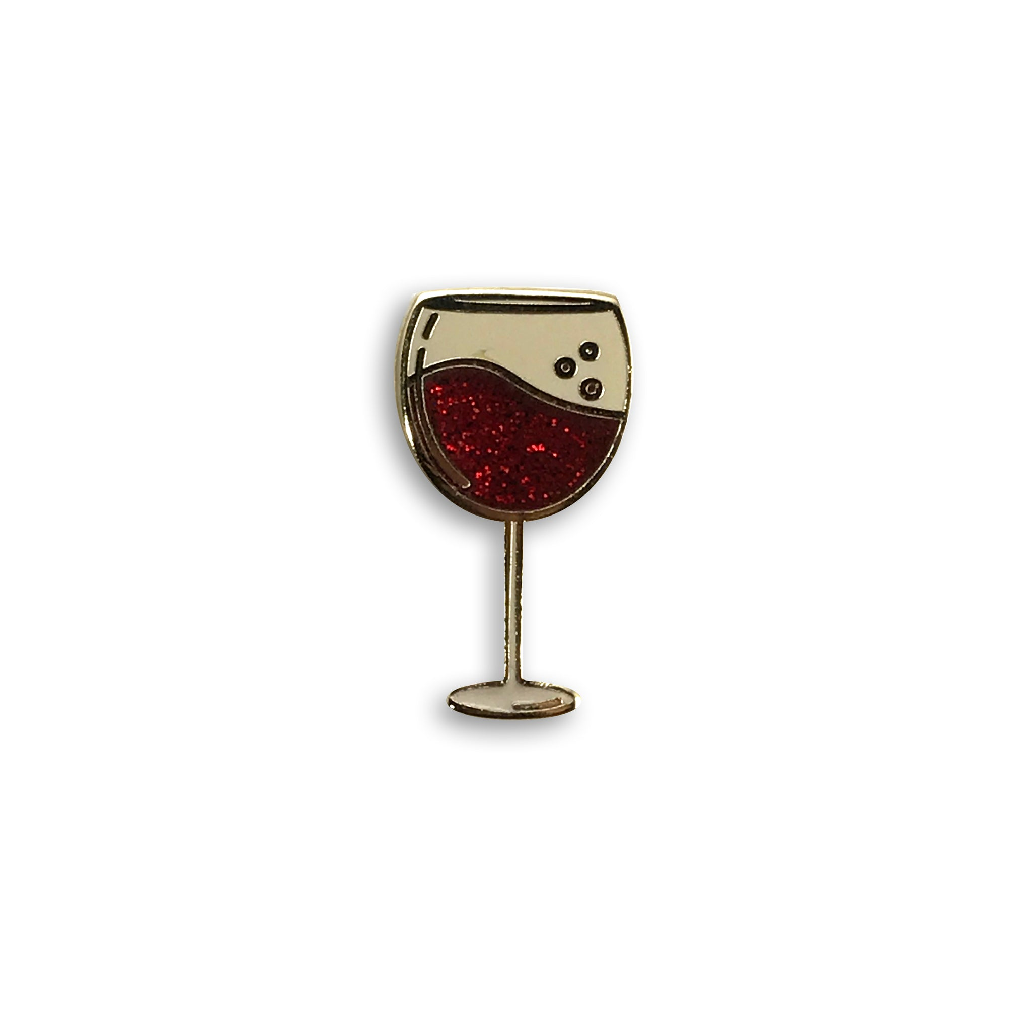 Red Wine Pin