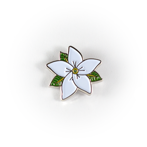 Sampaguita Pin