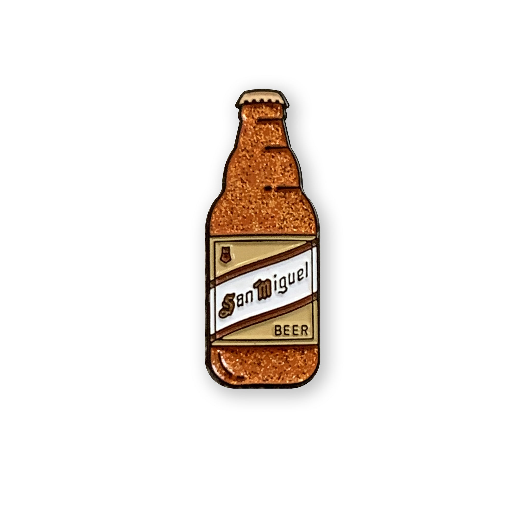 San Miguel Beer Pin