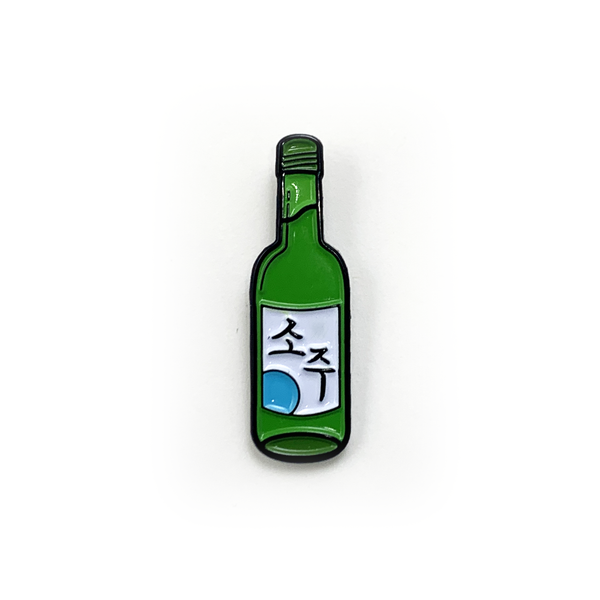 Soju Bottle Pin