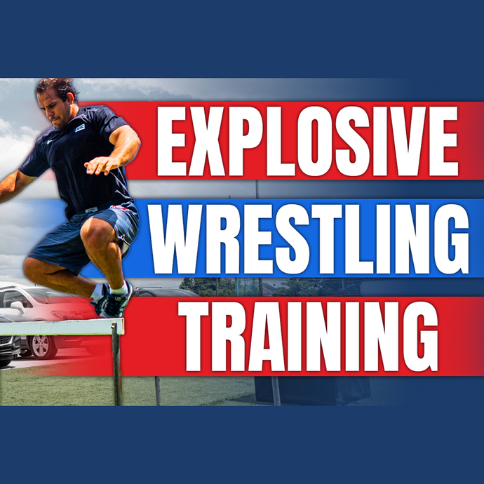 Explosive Wrestling Training