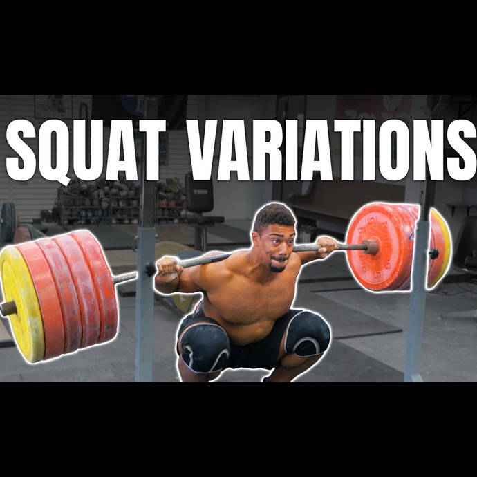 Squats for Olympic Weightlifting