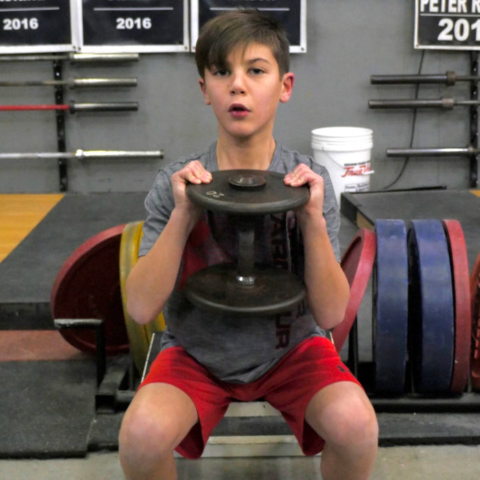 Youth Strength Training: Beyond the Weightroom