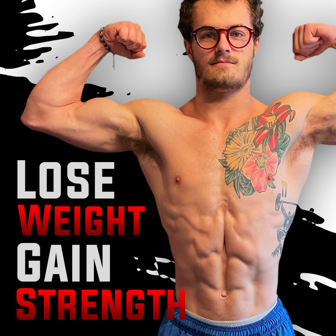 Gain Strength And Lose Weight