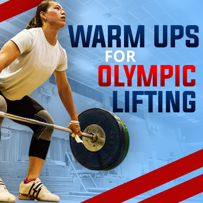 Top 5 Warm Up Exercises For Olympic Weightlifting