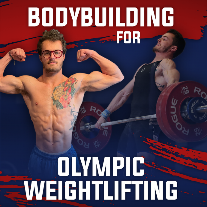 Top 5 Bodybuilding Exercises For Olympic Weightlifting