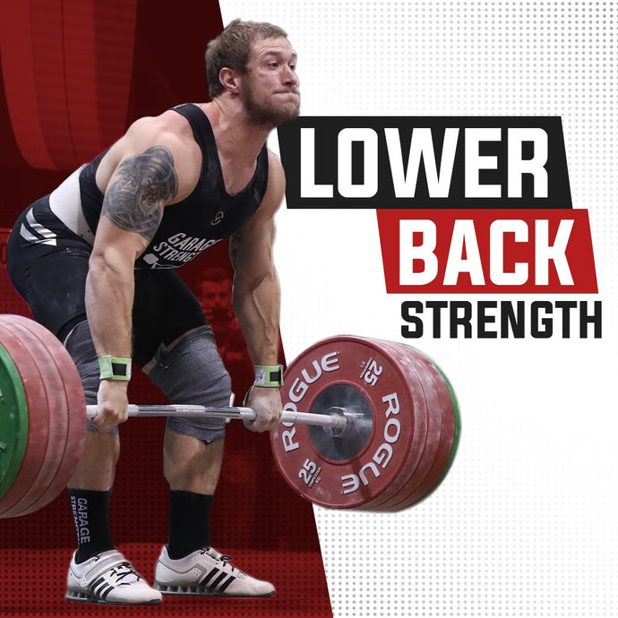 Top 5 Lower Back Exercises For Your Olympic Weightlifting Program