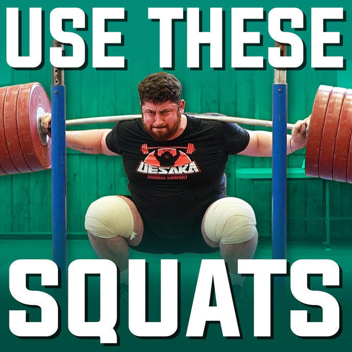 What are the Best Squat Variations for Olympic Lifting?
