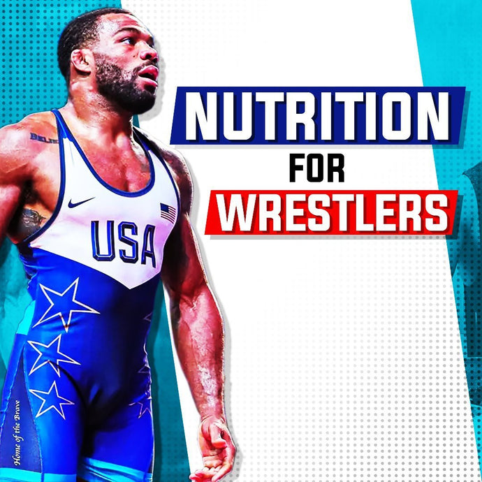 How to Improve Your Nutrition For Wrestling Off Season