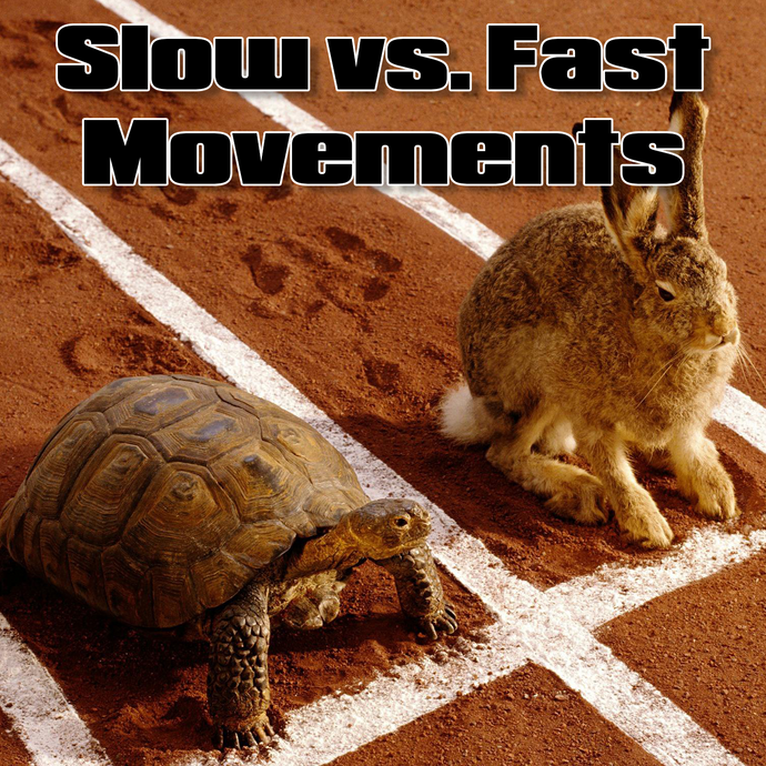 Slow vs. Fast Movements?