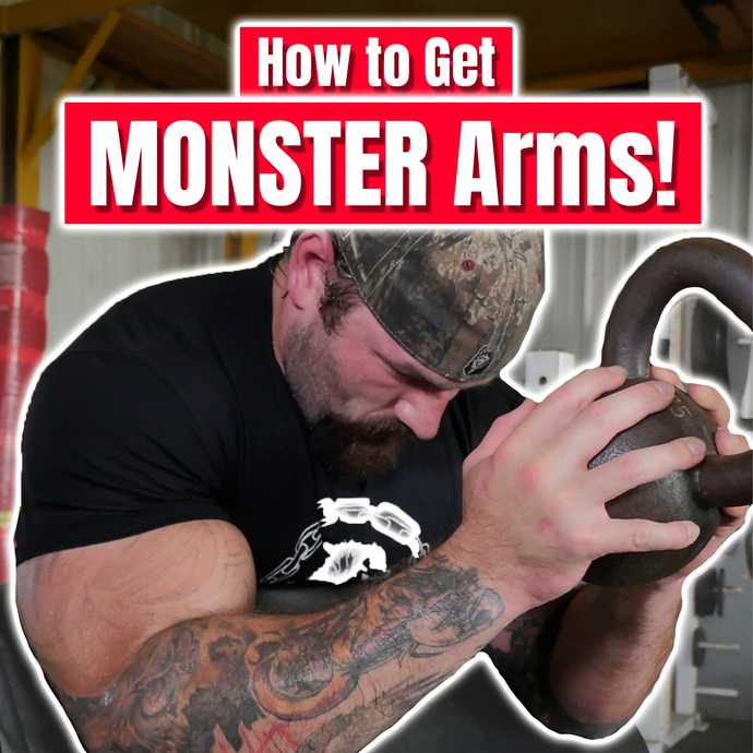 Tri-Sets for Huge Arms