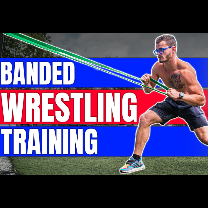 Wrestling Drills with Resistance Bands | SIMPLE and EFFECTIVE!