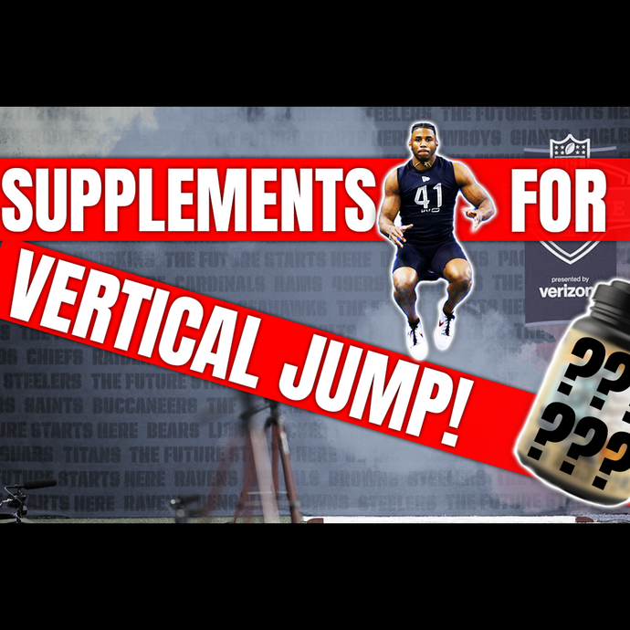 Supplements for Vertical Jump