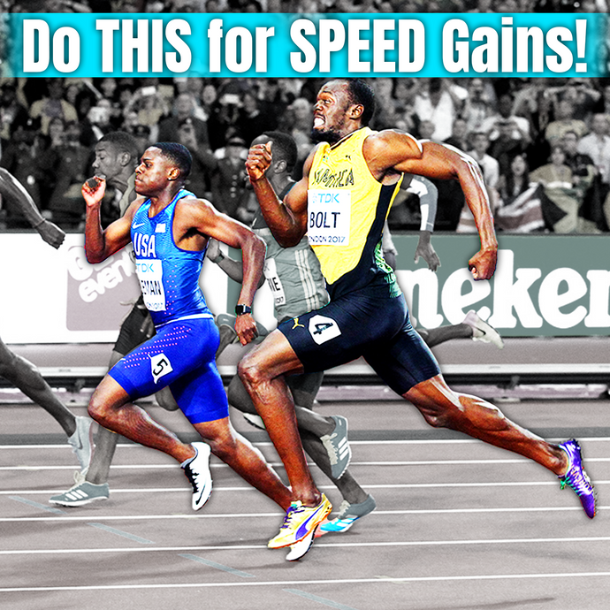 The Greatest Speed Drill for Top End Mechanics