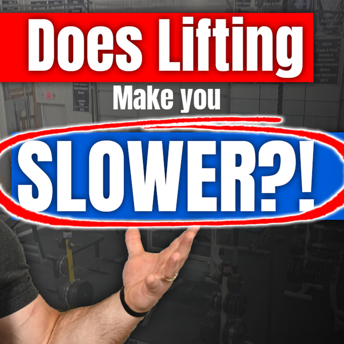 Lifting Makes You Slower?