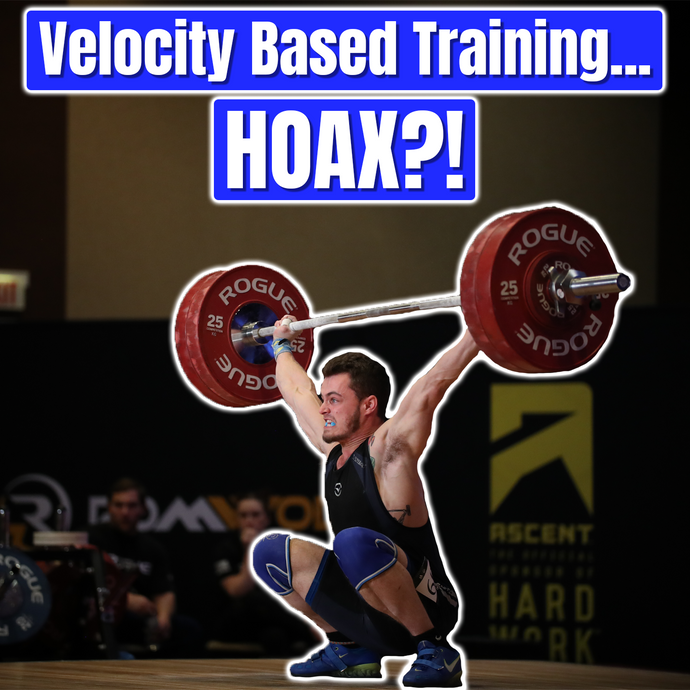Velocity Based Training: A Holy Grail or Hoax