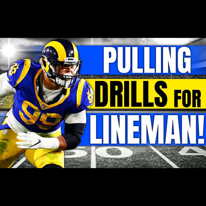 Pulling Drills for Lineman