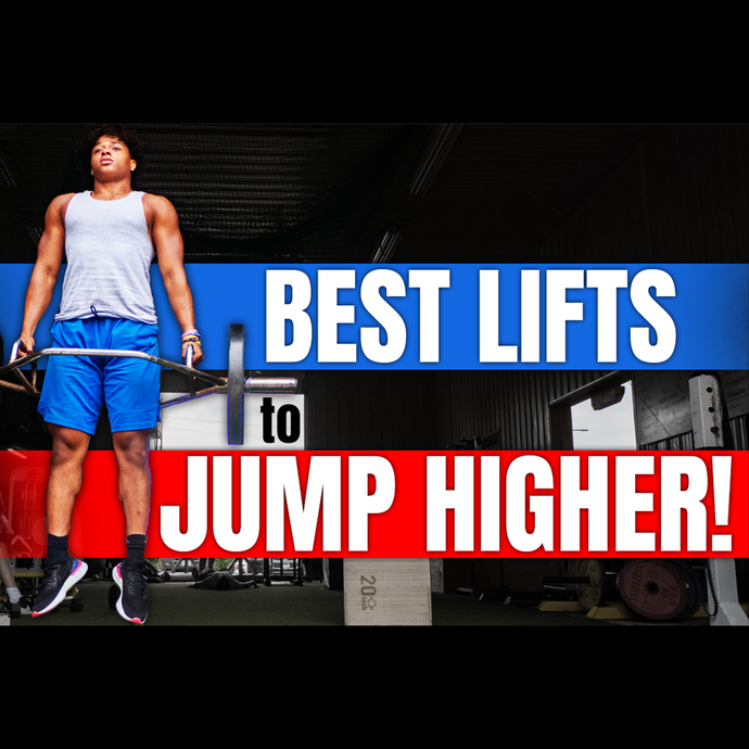 Best Lifts for Vertical Jump