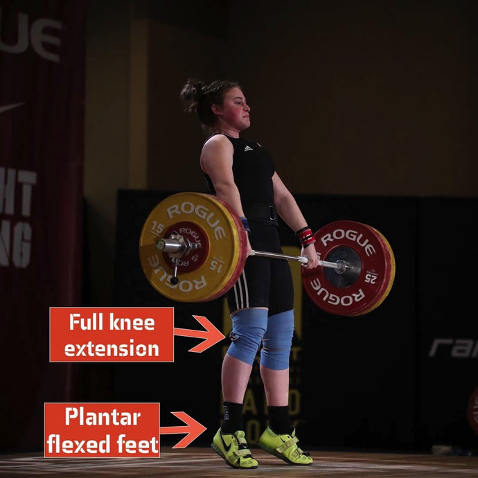 Finish Vertical: The Lost Ark of Weightlifting