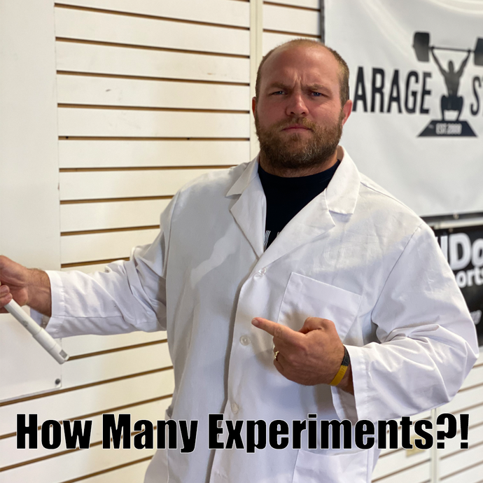 658 Experiments to Create Champions