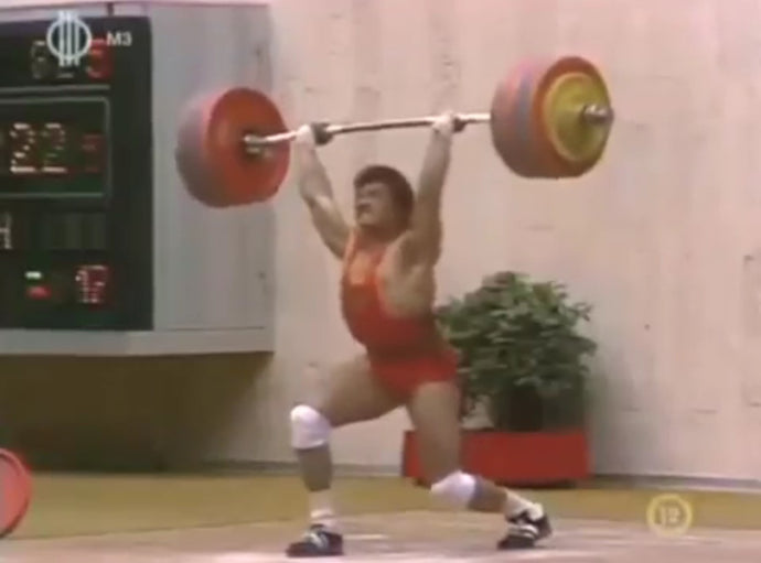 Speed Improvement in Weightlifting
