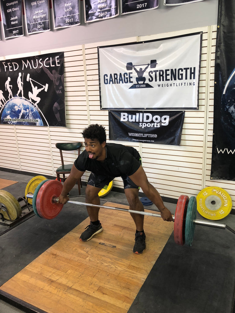 Lifting From the Hang vs. Blocks Pt. 2: Throwers