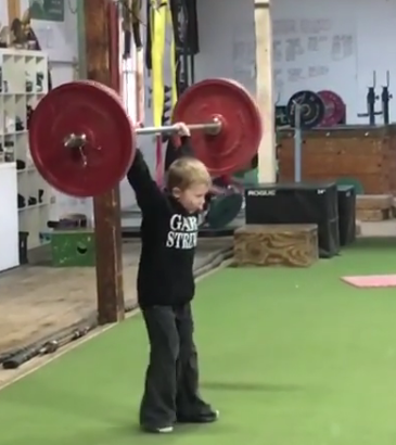 Training Youth Athletes: Lifting Weights with Young Kids