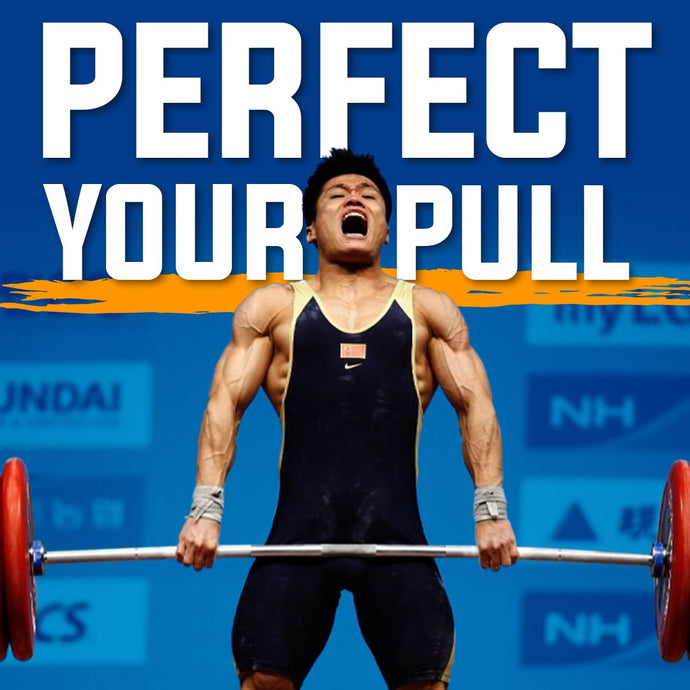 Best Pulling Variations For Olympic Weightlifting