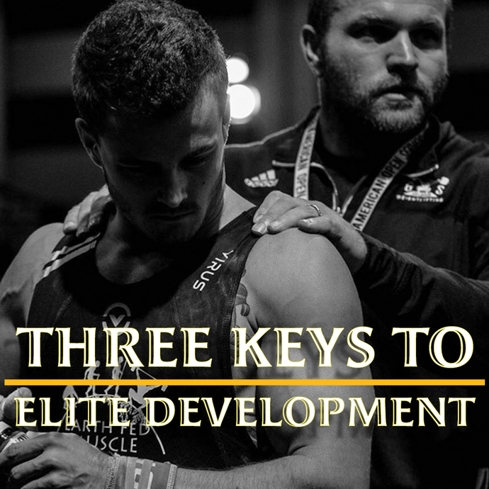 Three Major Keys to Elite Development