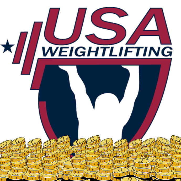 Dear USA Weightlifting, Stop Breaking the Bank