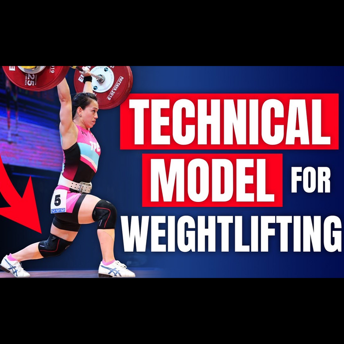 Technical Model for Weightlifting