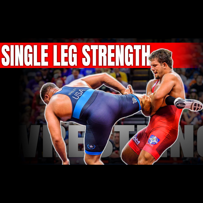 Unilateral Strength Training For Wrestling