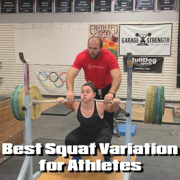 The Best Squat Variation for Athletes