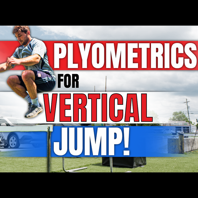 4 Plyometrics for Vertical Jump
