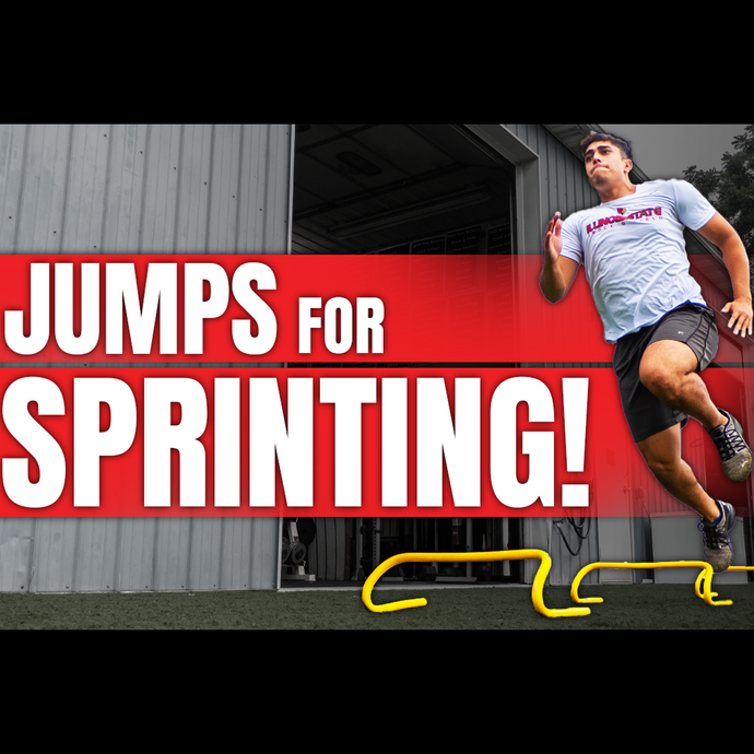 Plyometrics for Sprints