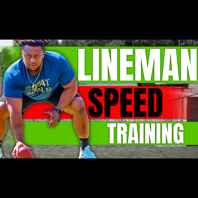 Speed Training for Football Lineman