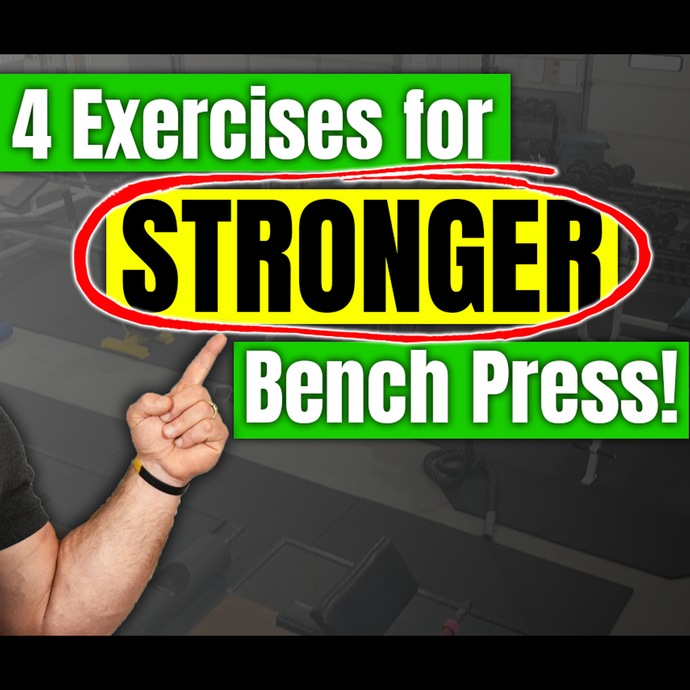4 Best Lifts for Bench