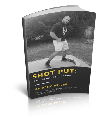 Shot Put: A Simple Guide to Training Book
