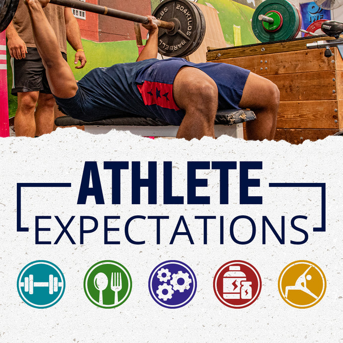 Athlete Expectations