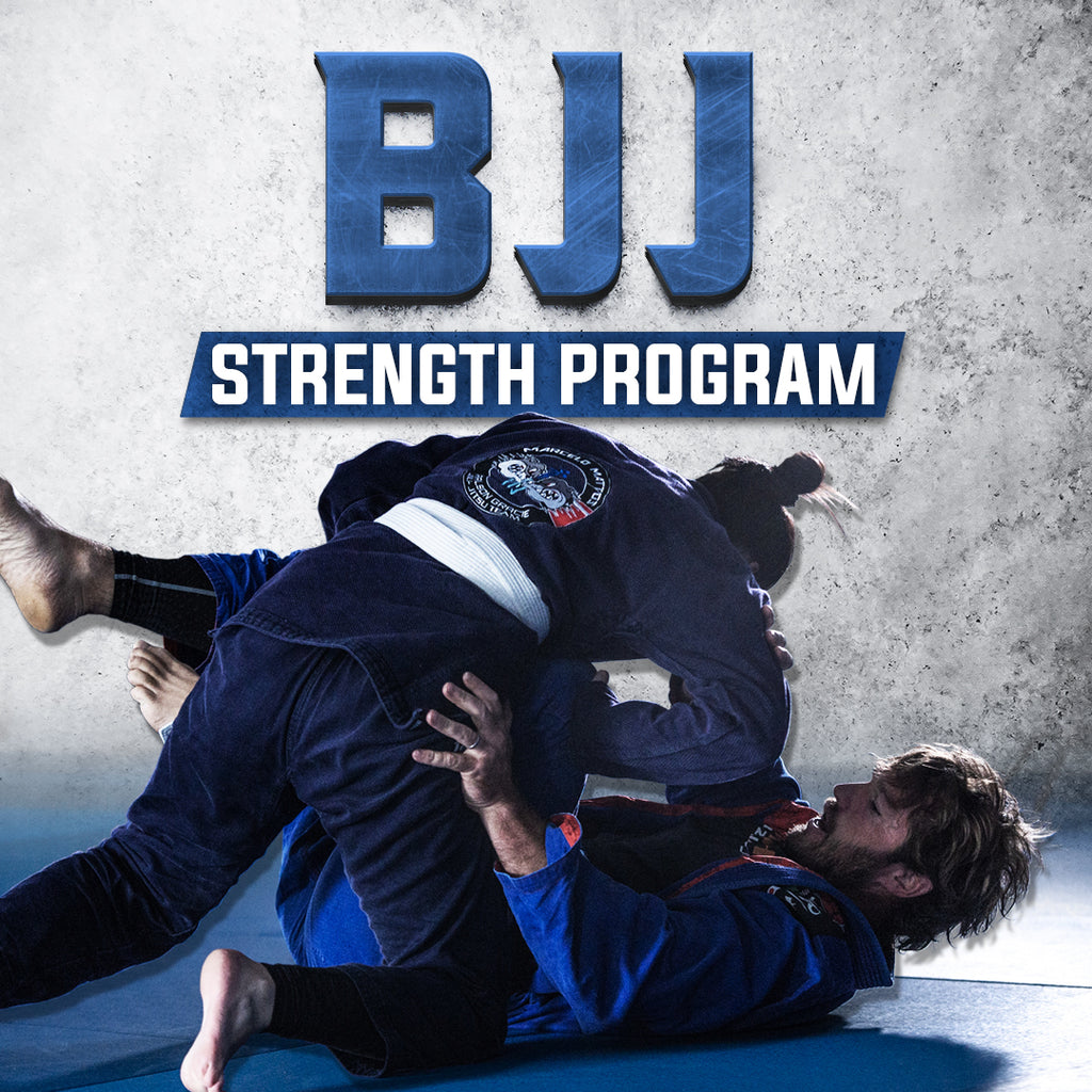 Brazilian Jiu-Jitsu (BJJ) Strength Program