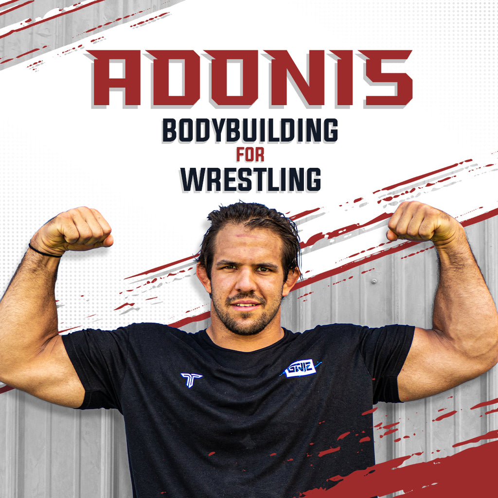 Adonis Bodybuilding for Wrestling Program