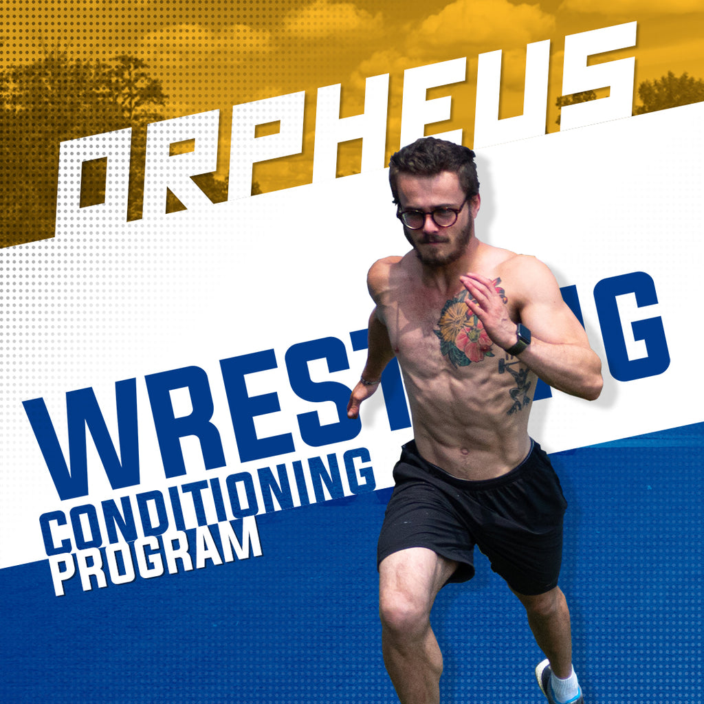 Orpheus Wrestling Conditioning Program