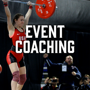 Event Coaching